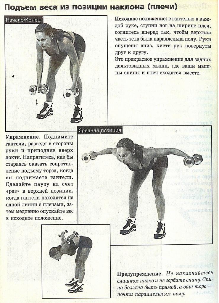 Плечи - махи-1