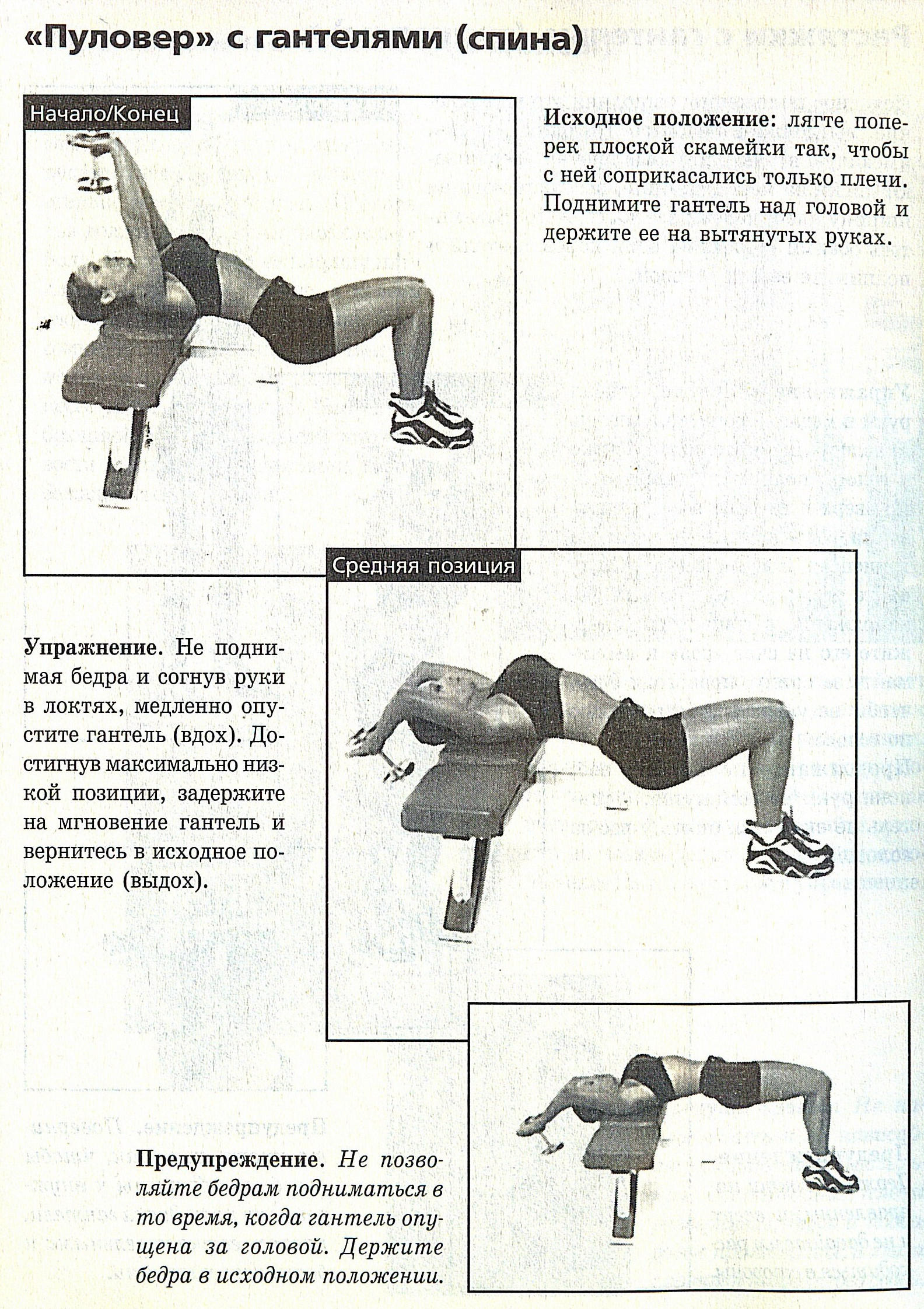 Как накачать мышцы спины в домашних условиях - ВАШ СПОРТ