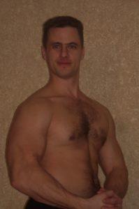 накачка мышц, тренировки