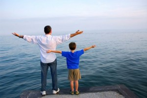 Как вырастить из сына мужчину