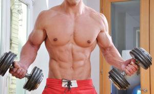 тренировки мышц брюшного пресса в домашних условиях